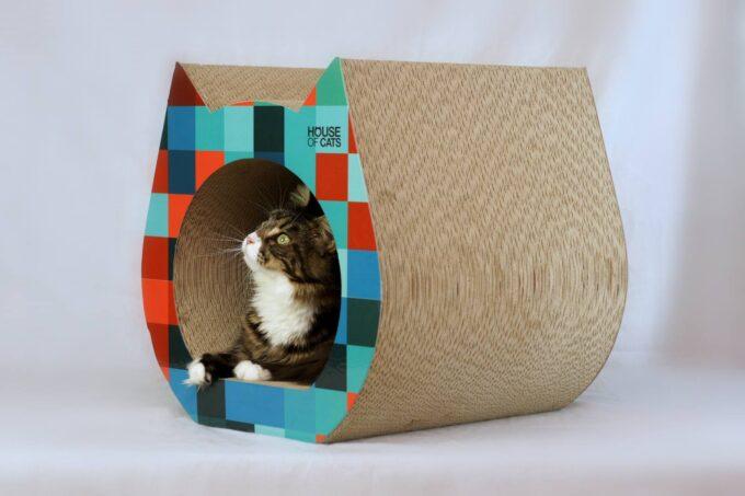 Drapak Cat Square