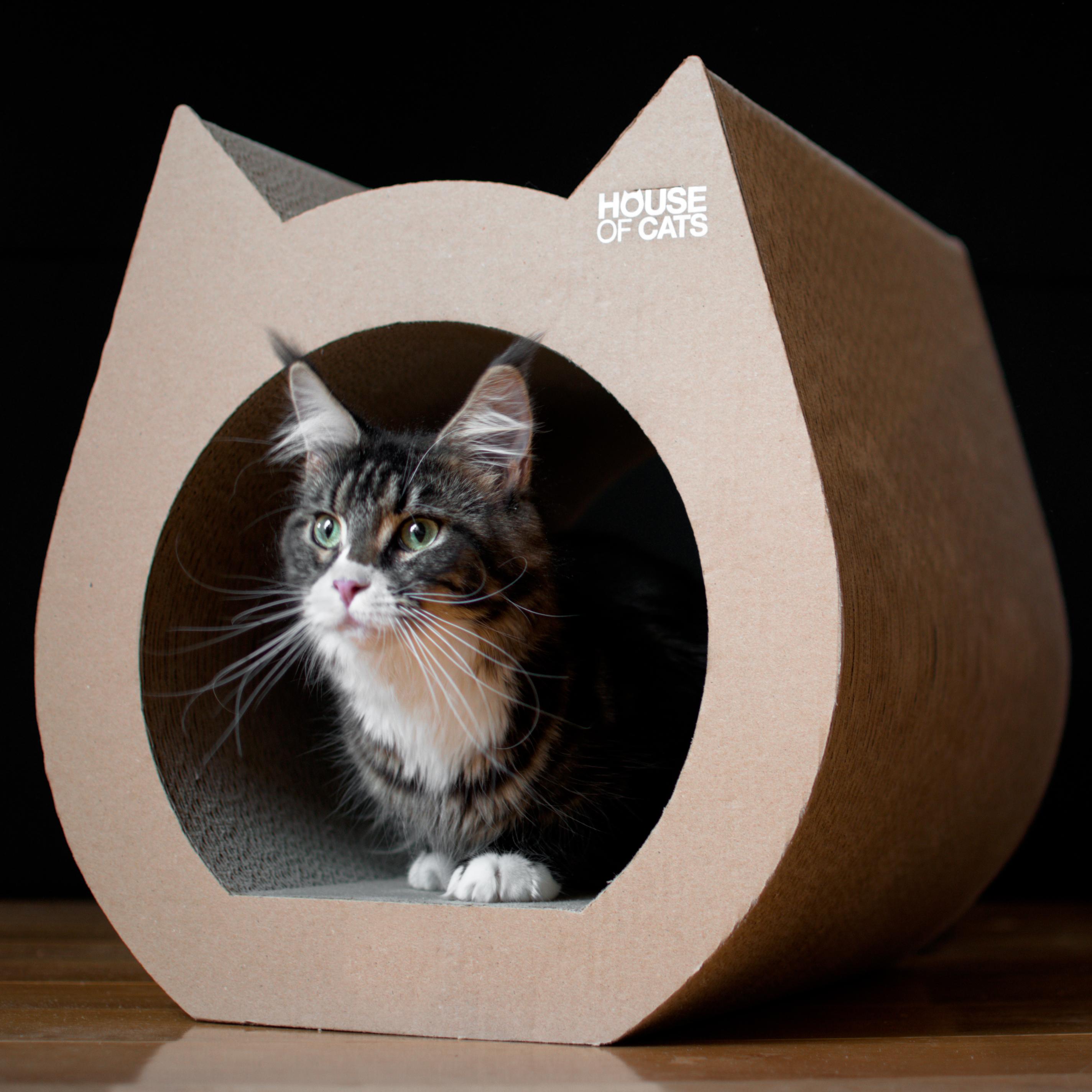 drapak cat eco dla kot w z indywidualn grafik. Black Bedroom Furniture Sets. Home Design Ideas