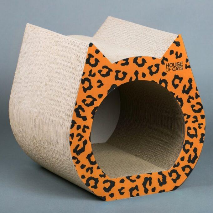 Drapak / Domek dla kota Cat Panther